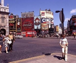 london, vintage, and 60s image