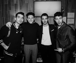 jonas brothers and niall horan image