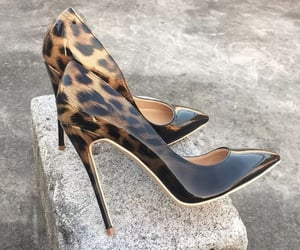 chaussure, luxe, and talon image