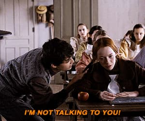 gif, gilbert blythe, and anne shirley cuthbert image