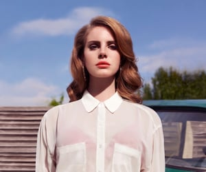 born to die, lana del rey, and summertime sadness image