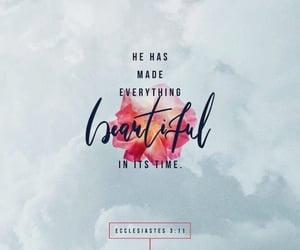 beautiful, beauty, and bible image