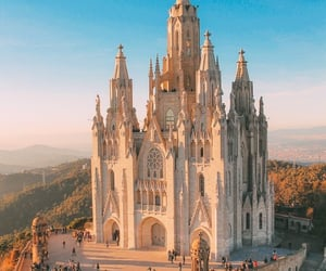 travel, spain, and architecture image