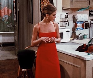 Jennifer Aniston, outfit, and rachel green image