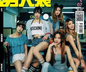 exid, le, and solji image