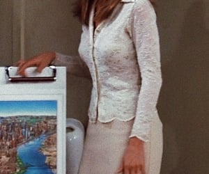 Jennifer Aniston, friends, and outfit image