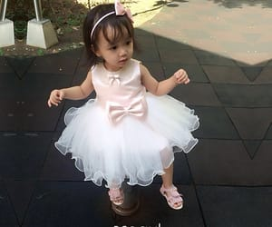 birthday dress, pink dress, and short dress image