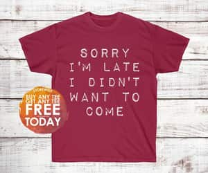etsy, i hate everyone, and funny tshirts image