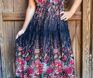 etsy, prom dress, and festival dress image