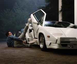 leonardo dicaprio, car, and movie image