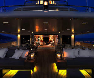 luxury and boat image