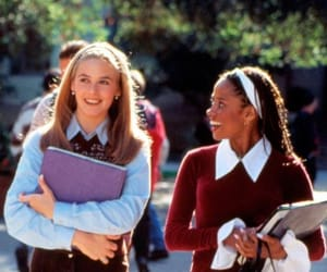 alicia silverstone, Clueless, and stacey dash image