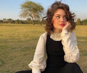 girl, brazilian, and beauty image