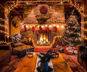 christmas, christmas decoration, and christmas spirit image