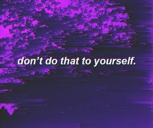 aesthetic, purple, and grunge image