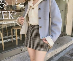 asian, fashion, and korean image