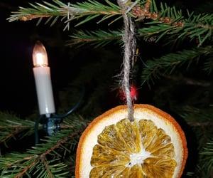 christmas, diy, and orange image