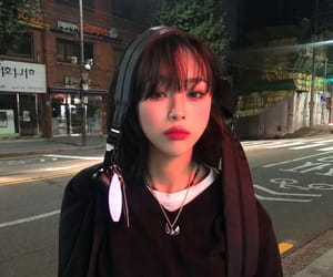 aesthetic, asian, and night image
