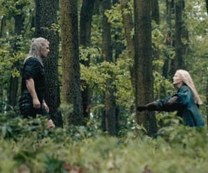 gif, the witcher, and cirilla image