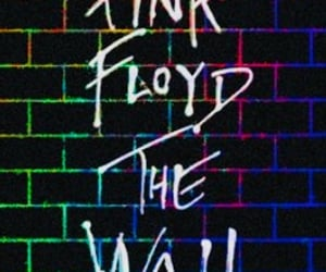 pinkfloyd, wallpaper, and thewall image