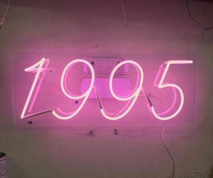 1995, 90s, and aesthetic image