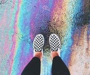 colors, vans, and zapatillas image