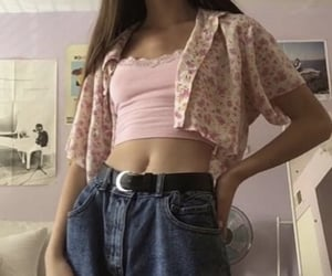 outfit, 90s, and aesthetic image