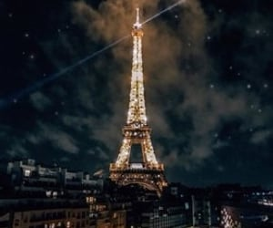 destination, eiffel tower, and france image