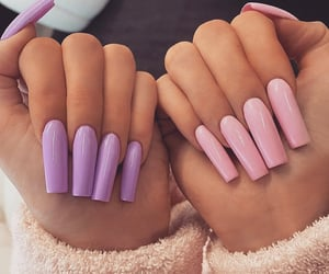 nails, kylie jenner, and inspiration image