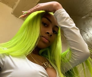 green, hairstyles, and lace wig image