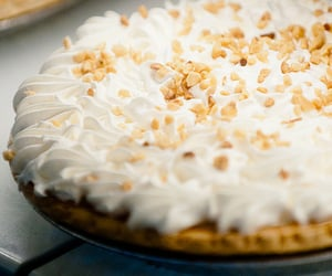 food, delicious, and pie image