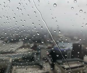 Big Ben, hiver, and pluie image