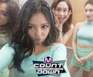 girls, kpop, and min image