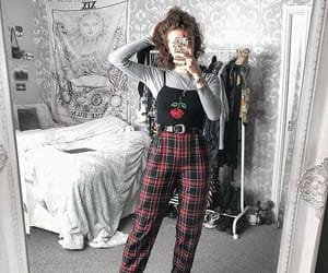 80s, aesthetic, and checkered image
