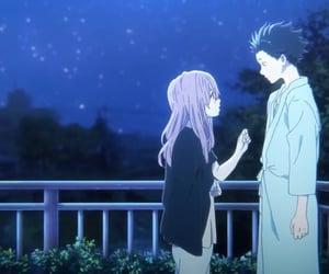 gif, anime, and koe no katachi image