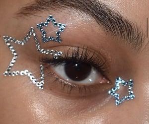 cosmetics, girl, and make-up image