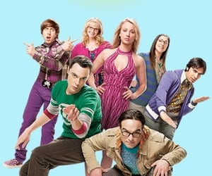 cast, the big bang theory, and wallpapers image