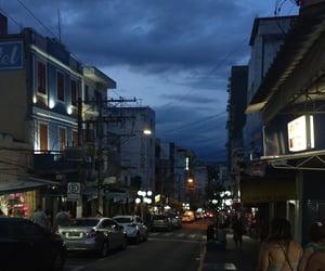 brazil, city, and night image