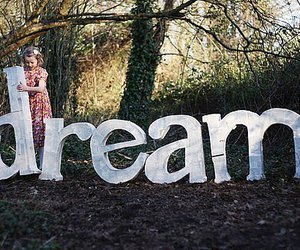 Dream, photography, and text image