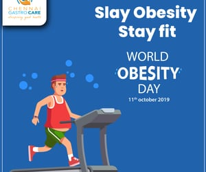 obesity, stay fit, and obesity day image