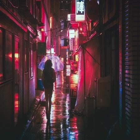 anime, japan, and new artist image