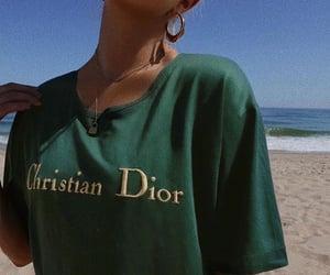 fashion, dior, and beach image