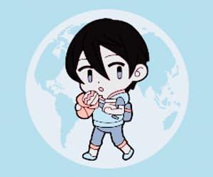 yaoi, animes, and free! image