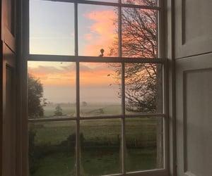 nature, sky, and window image