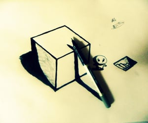 3d, art, and draw image