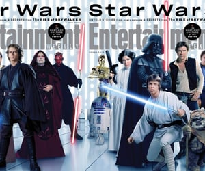 darth vader, han solo, and lucasfilm image