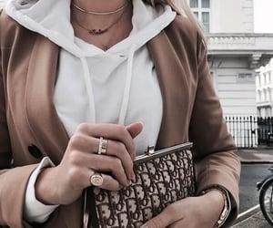 fashion, girl, and dior image