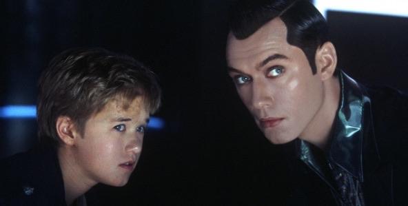 actors, steven spielberg, and a.i. image