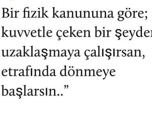 tumblr, alıntı, and türkçe sözler image
