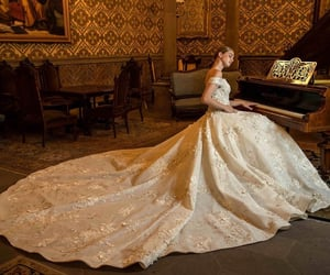 dress, wedding planner, and luxury image